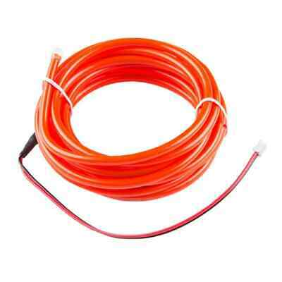 Bendable El Wire Red 3M
