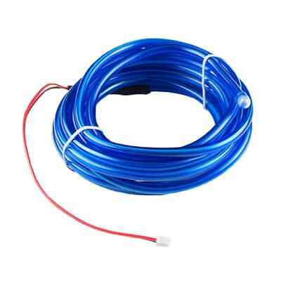Bendable El Wire Blue 3M