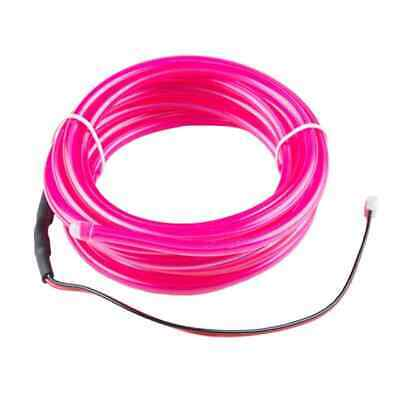Bendable El Wire Pink 3M