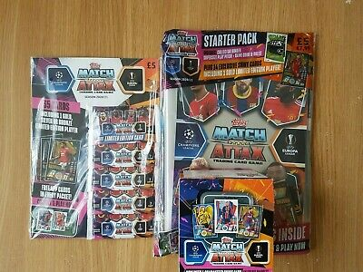 Topps Match Attax UEFA 2020/21 Season Brand New Pack