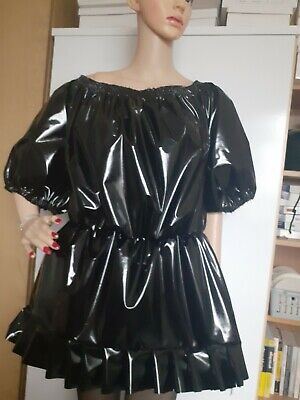 PVC,Fetish,,BDSM,Dress,Adult Baby,Maid,Cosplay ,cross-dresser,x dress,