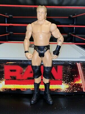 WWE WILLIAM REGAL WRESTLER BASIC SERIES 4 MATTEL WRESTLING FIGURE