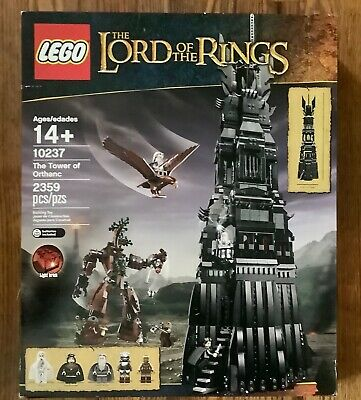 LEGO® LORD OF THE RINGS™ 10237 TREEBEARD the ENT 100/% LEGO includes instructions