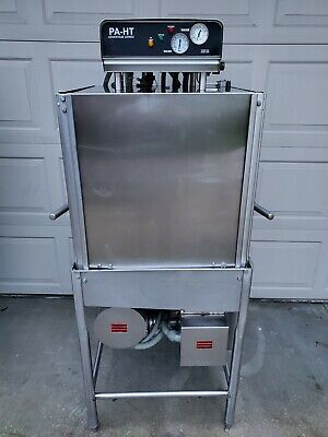 Jackson Tempstar Commercial Dishwasher High Temperature