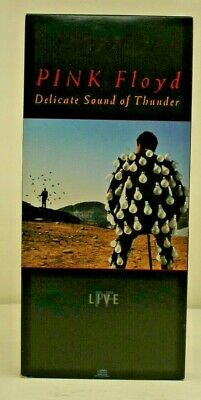 Pink Floyd Live Delicate Sound Thunder Double CD in Opened Longbox Long Box