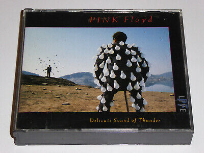 Pink Floyd - The Delicate Sound Of Thunder: Live - Fat Box 2x CD ALBUM -EXC COND