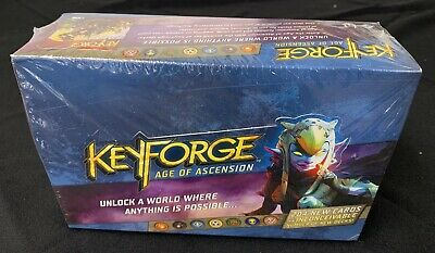 Keyforge Age Of Ascension Booster Box