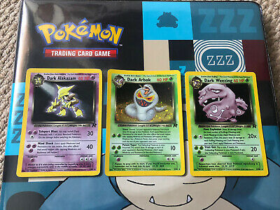 Pokemon Playset Of 4x Special Energy Cards Choose Your Own Discount Multiple