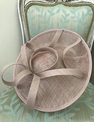 John Lewis Fascinator ~ Blush Pink ~ Unused ~ Fabulous 💖