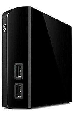 Seagate Backup Plus Hub 10TB USB 3.0 External Desktop Hard Drive #STEL10000400