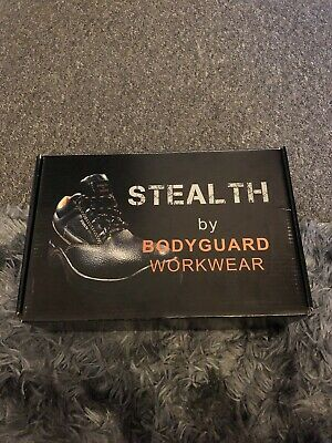 Stealth By Bodyguard Workwear Safety Shoes Uk 5 Eur 38