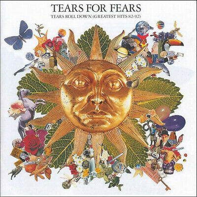 Tears For Fears ‎– Tears Roll Down (Greatest Hits 82-92) - UK CD Album
