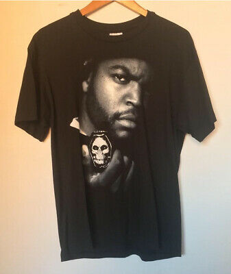 Vintage 1992 Ice Cube - The Predator Rap Shirt - Size Large