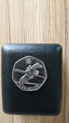 """Rare & Circulated"" London Olympic's 2012 Equestrian Collectible 50p Coin 2011"