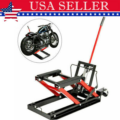 CNC, Metalworking & Manufacturing Motorcycle Lift INSTRUCTIONS ...