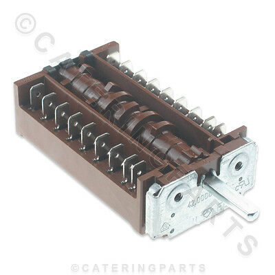Ego 42.00001.001 Rotary Switch 8-10 Position Convection Fan Oven Gsp