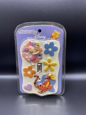NEW Disney Piglet Tigger Light Switch Plate Cover Amerelle Pooh Single FREE SHIP