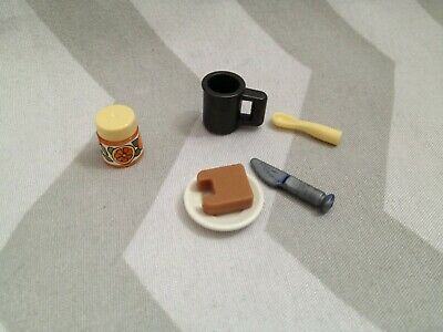 6057 Toast Toaster Playmobil Doll House Spares