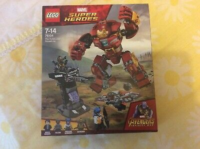 NEW⭐️ INSTRUCTIONS ONLY ⭐️LEGO 76104 SUPER HEROES THE HULKBUSTER SMASH-UP