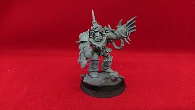 Chaos Space Marine Terminator Lord Extras Spikes Warhammer 40k