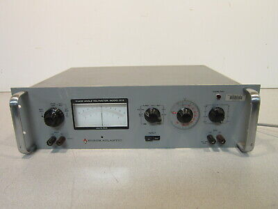 North Atlantic Phase Angle Voltmeter Model 213C 2433