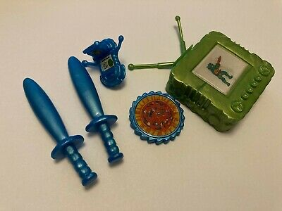 YOUR CHOICE 1989 TMNT ACCESSORIES WEAPONS PARTS Teenage Mutant Ninja Turtles A