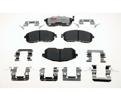 NEW! Raybestos EHT822H Disc Brake Pad Set-Element3 Hybrid Technology Front