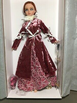 """Tonner Deja Vu Judy/'s Late For Lunch outfit only 16/"""" NRFB w//Shipper"""