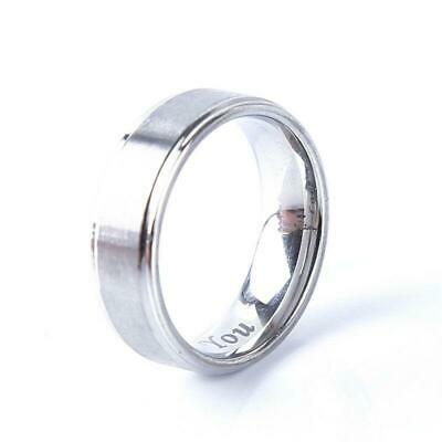 Cheap Lettering Ring I Love You Texture Ring Charm Fashion Warm Love Symbol HY