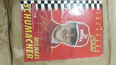 Calendario Ferrari 2000  Michadrl Schumacher