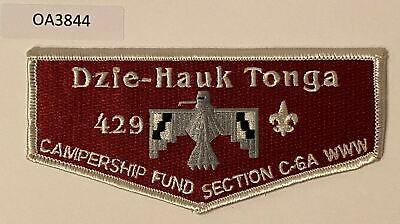 Section W6W Only 175 made 45 Boy Scout OA Lodge 432 494 312 ACT Patch !