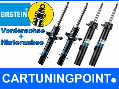 Bilstein B4 Shock Absorber Front+Rear For VW Crafter 30-50 Pickup/Chassis (2E)