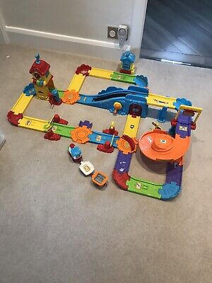 Vtech Toot Toot Train Station 90 Deg Female Spare//Replacement Red Sticker