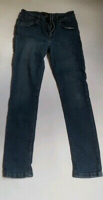 River Island Boys Straight Leg Skinny Blue  Jeans aged 11 years