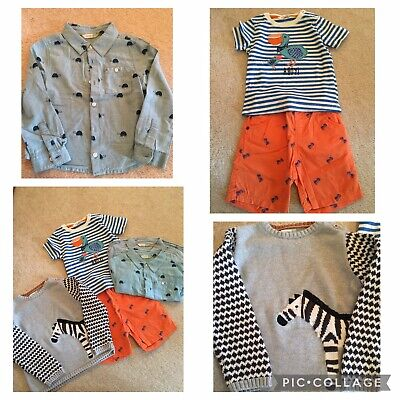Brand New Without Tags And Great Condition John Lewis Boys Bundle Size 2-3 Years