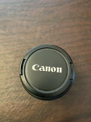 Canon EF-S 18-55mm f/3.5-5.6 IS STM Zoom Lens Excellent Condition