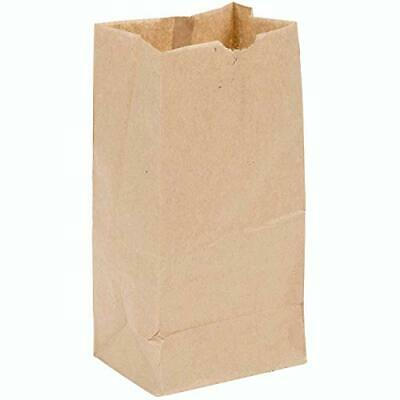 Perfect Stix 4lb Brown Paper Lunch Bags - Pack of 500CT