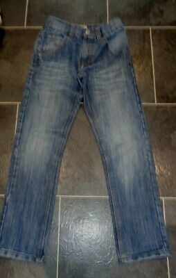 Boys NEXT blue Jeans Age 8 to 9 years good condition