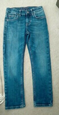 Boys Tommy Hilfiger  strechy Jeans Size 6   age 5 - 6 years narrow legs