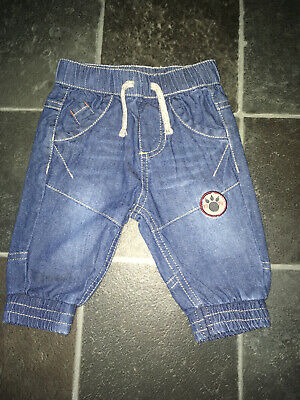 baby boys jeans age 0-3 months from Morissons