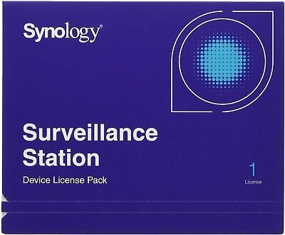 Synology Pack 1 Licence CLP1 per Camera