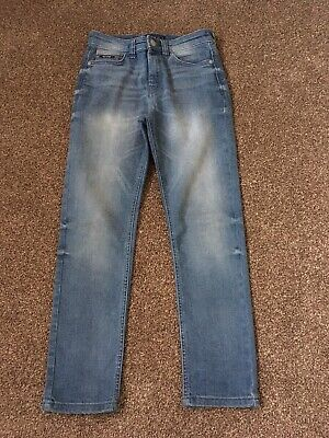Boys blue denim jeans age 10 years by Next