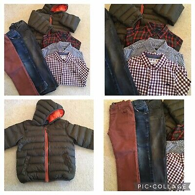 Brand New And Great Condition Bundle Of Next Etc Boys Clothing Size 2-3 Years