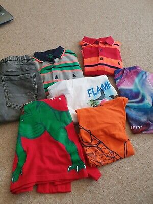 Boys Mix BRAND CLOTHING BUNDLE SIZE 9-10 Years