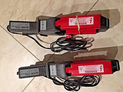 Two probes of AEMC JM810A AC Current Probe (Lead - 1mA/A - 2000A max) 2110.80