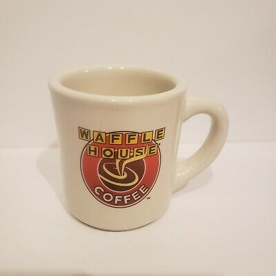 Classic Waffle House Restaurant Coffee Mug | 50th Anniversary | 2005