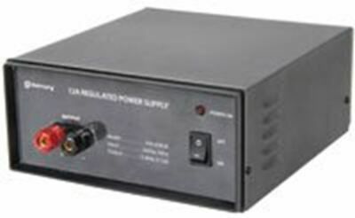 (UK version) Switch-mode 15A 13.8V bench top power supply