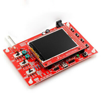 "1Pc Digital 2.4"" TFT Pocket Mini Oscilloscope STM32 Chip with Probe and Case"
