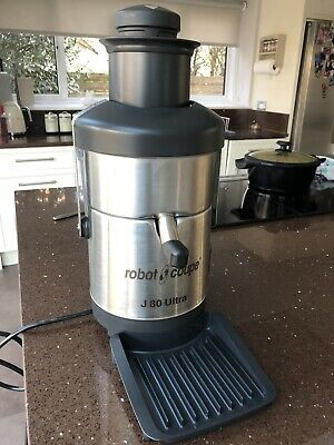 Robot Coupe J80 Ultra Juicer used once!