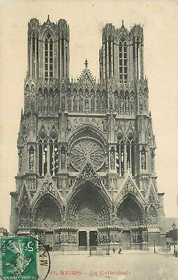 51 Reims Cathedrale 93468